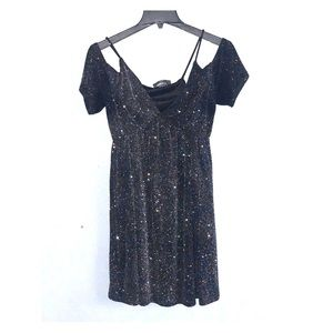 ⚡️ 4SI3NNA sparkly dress ⚡️